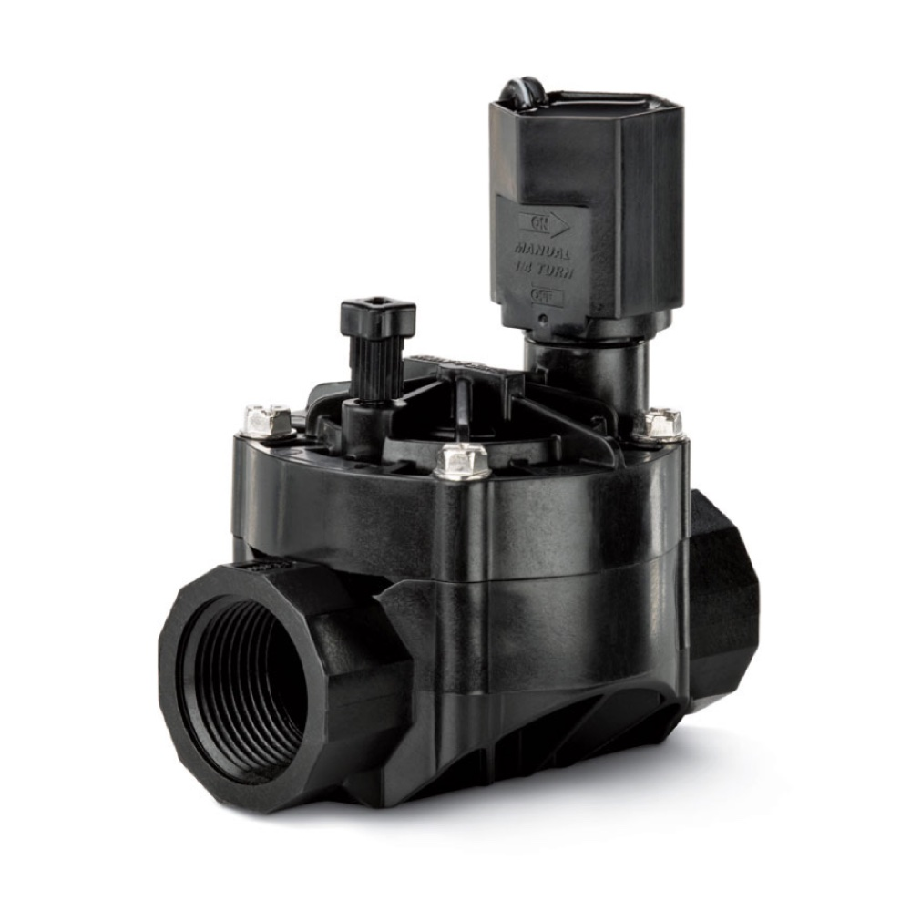 "RainBird HV Series Inline Sprinkler Valves-Size:1"" FPT-Flow Control:No by RAINBIRD"