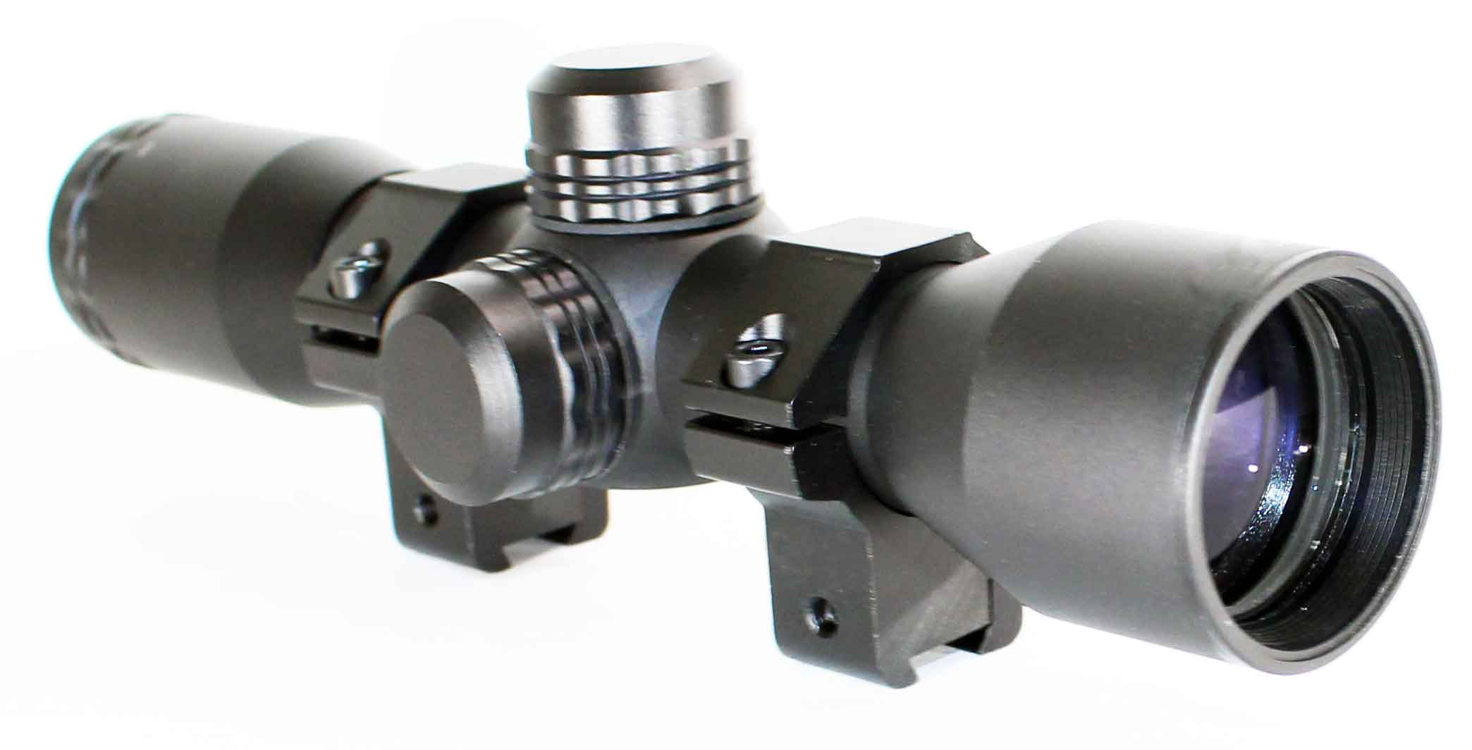TRINITY HUNTING 4X32 SCOPE For Gamo Whisper Silent Cat Air Rifle. by