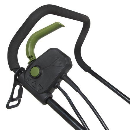 Sun Joe AJ801E Electric Lawn Dethatcher w/ Collection Bag , 13 inch - 12 Amp , Scarifier