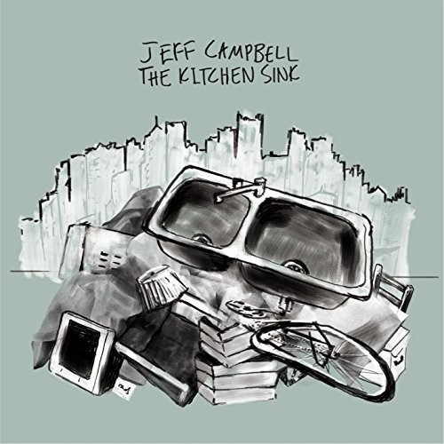 Jeff Campbell - The Kitchen Sink [CD]