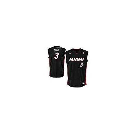 Miami Heat Mens Jerseys - Men's adidas Miami Heat Dwyane Wade Jersey, Boy's, Size: LARGE, BLACK