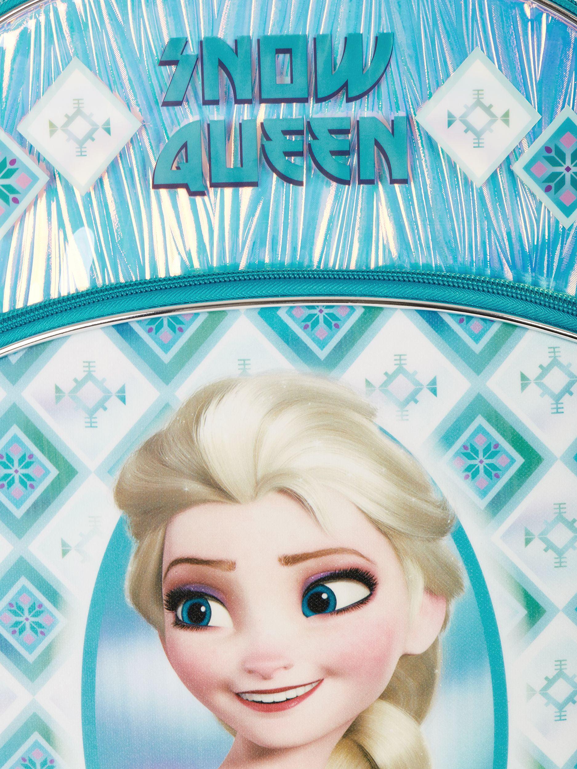 Disney Girls Frozen 5 Pc  Backpack Set