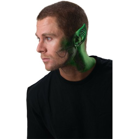 Latex Costume Accessory Evil Orc Elf Alien Ears Prosthetics