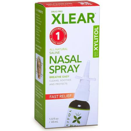XLEAR Inc Xlear Nasal Spray 1.5 oz ()
