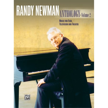 Alfred P Newman (Alfred 00-PFM0427 Randy Newman- Anthology- Volume 2- Music for Film- Television and Theater - Music)