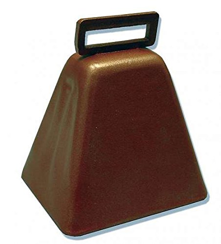 Bevin Bells Copper Colored Sheep Long Distance Cow Bells Sharp Tone Loop 2.5 inch by BEVIN