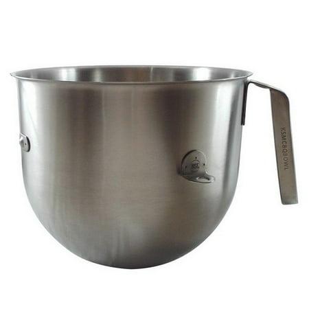 Kitchenaid stand mixer 8qt nsf s s bowl ap6022460 ps7320802 w10508588 - Kitchenaid accessories walmart ...