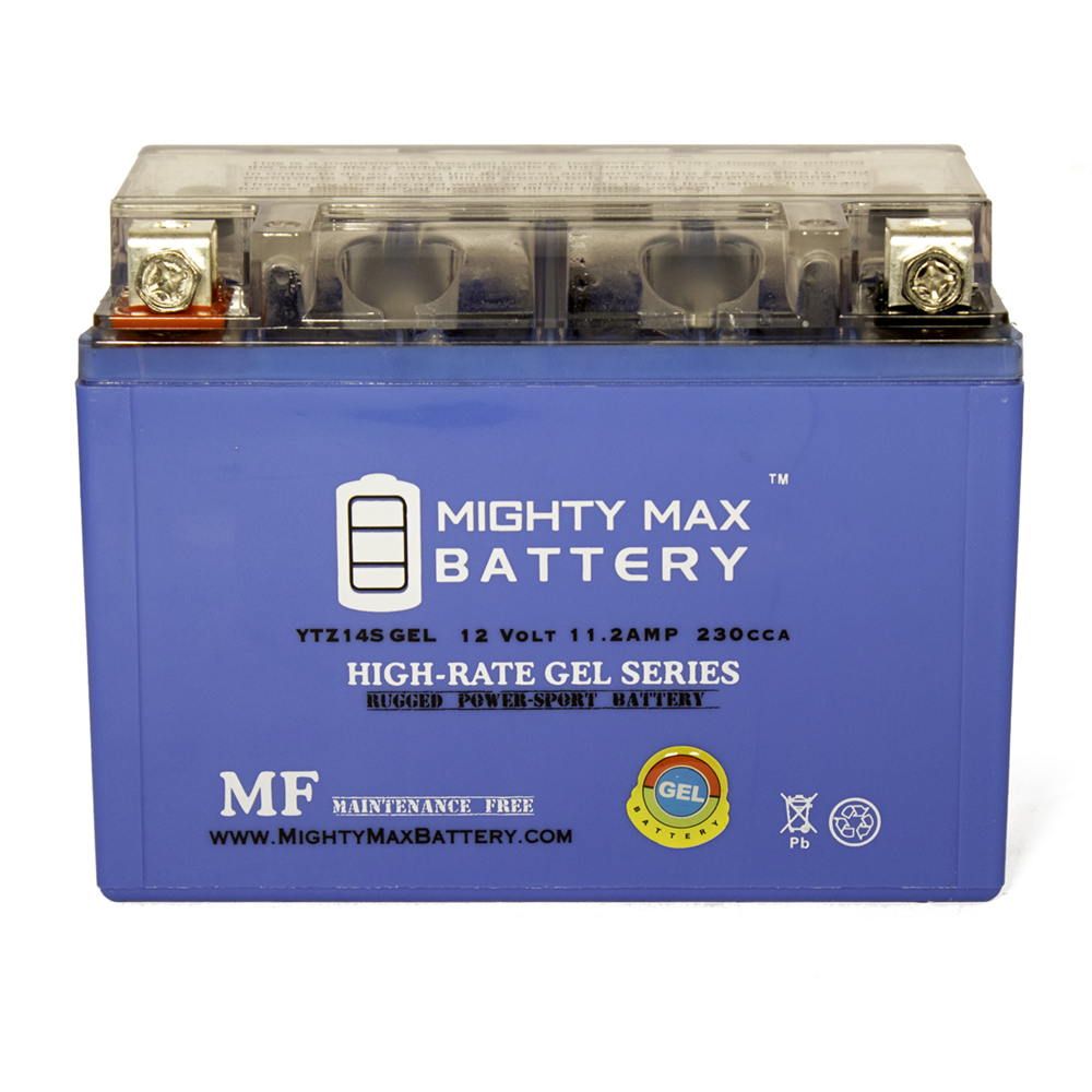 12V 11.2Ah GEL Battery for Yamaha 950 Bolt, Bolt R-SPEC 2014-2016
