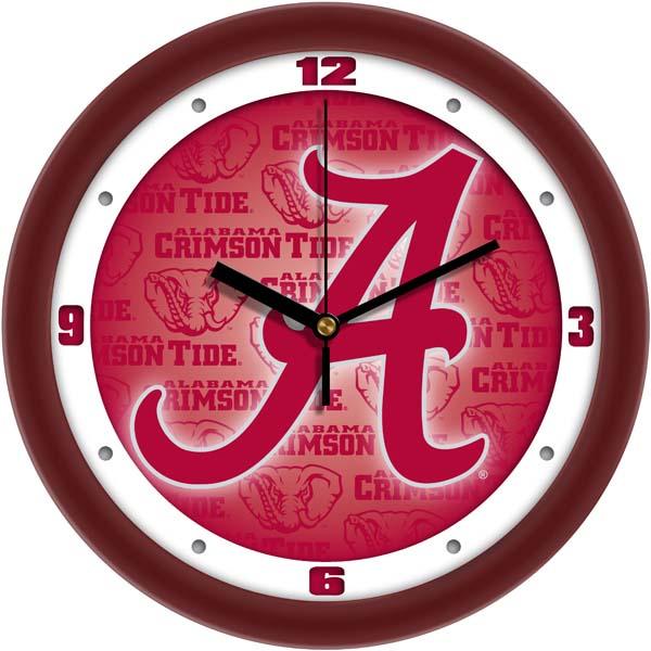Alabama Dimension Wall Clock