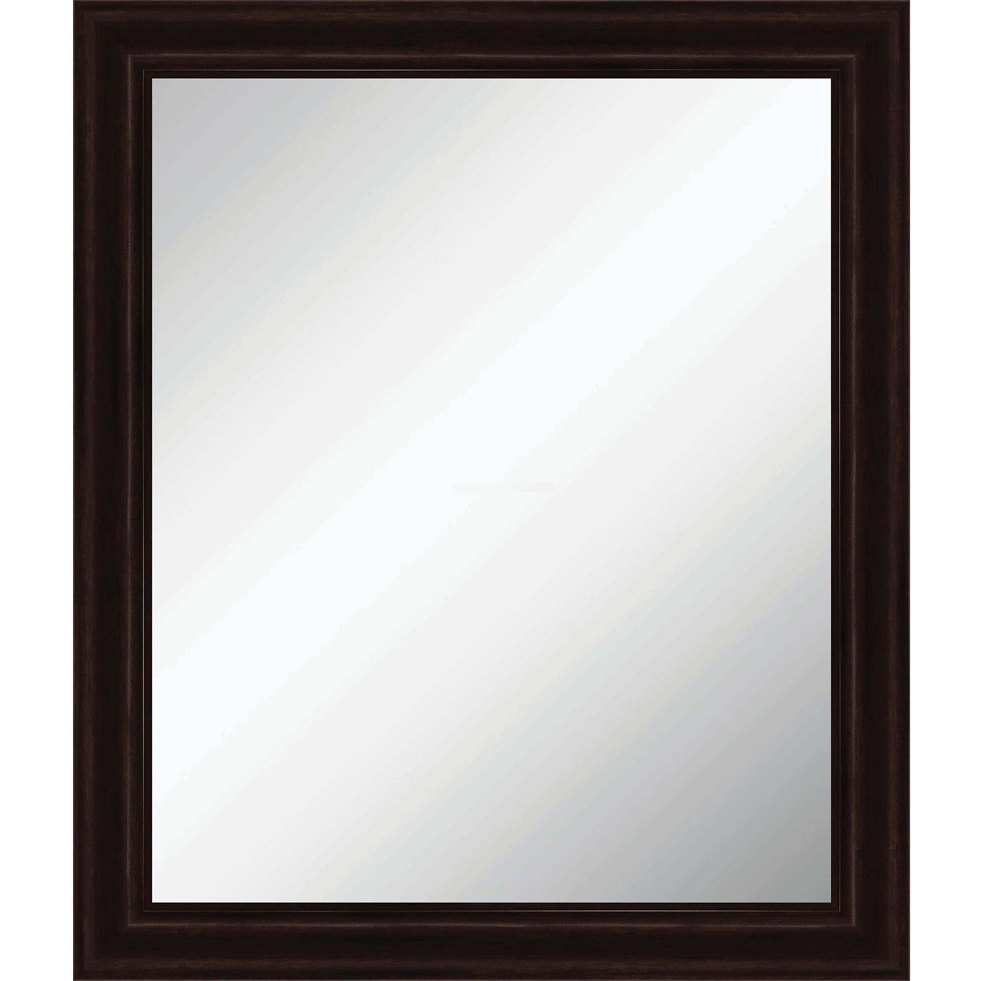 Montebello Over-the-Sink Mirror, Bronze