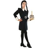 Girl's Wednesday Halloween Costume - The Addams Family