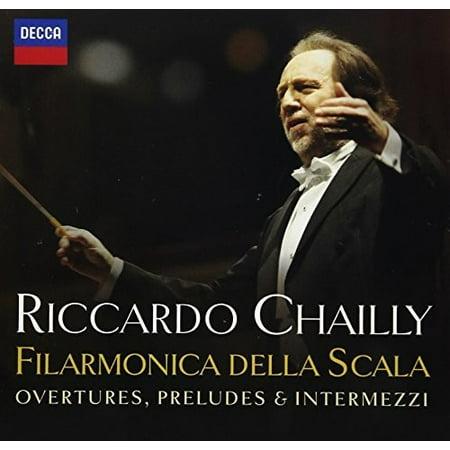 La Scala Handles - La Scala: Overtures Preludes & Interludes