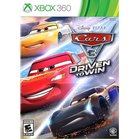 Refurbished Warner Bros. Interactive Entertainment Cars 3: Driven to Win (Xbox (Xbox 360 Racing Games With Car Customization)