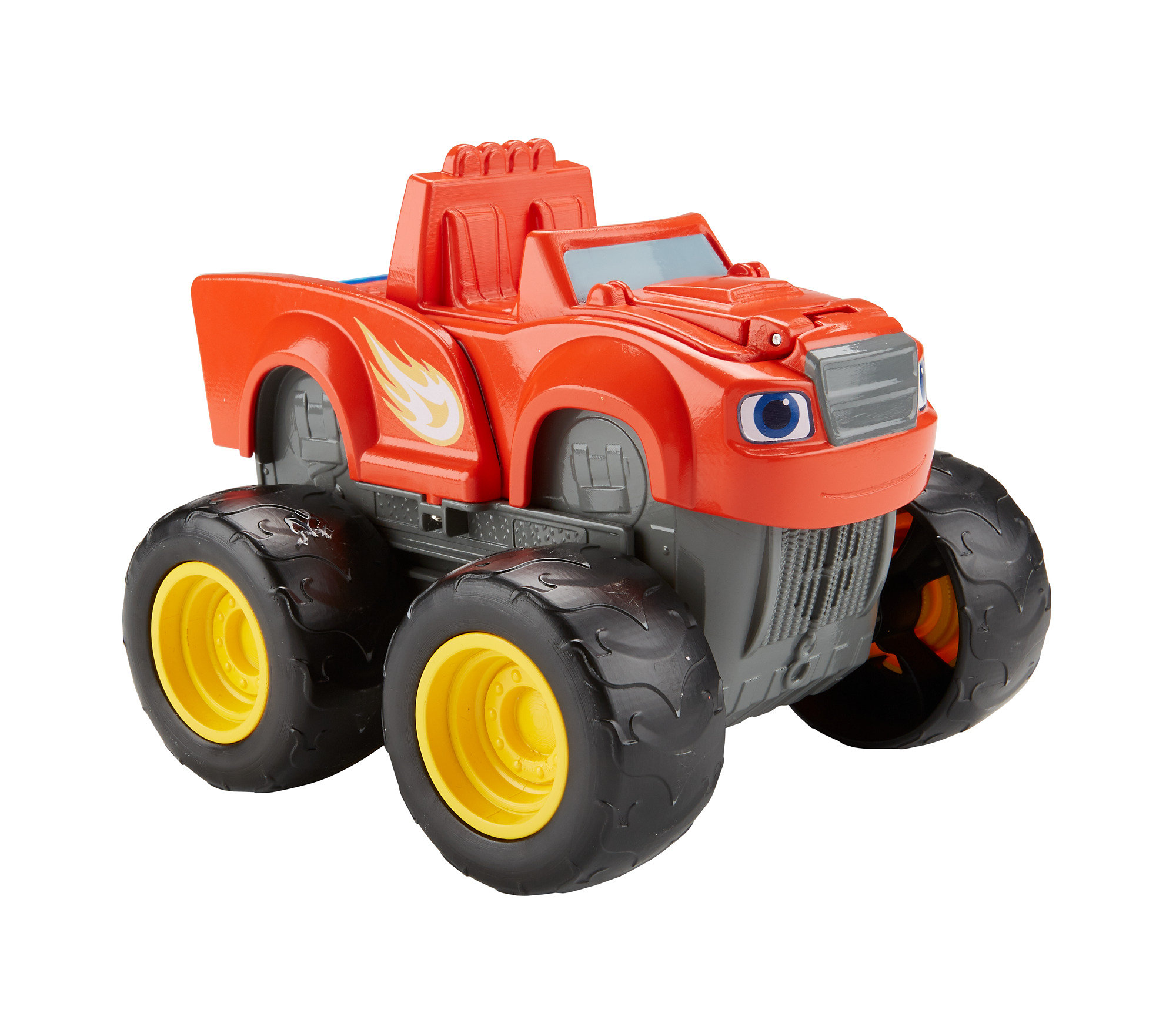 Fisher Price Nickelodeon Blaze And The Monster Machines Transforming Tow Truck Blaze by Mattel