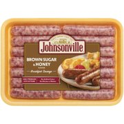 Johnsonville Brown Sugar & Honey Breakfast Links, 12 oz