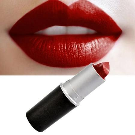 Fashion Women Charming Matte Lipstick  4 Colors Moisture  High Quality MAEHE