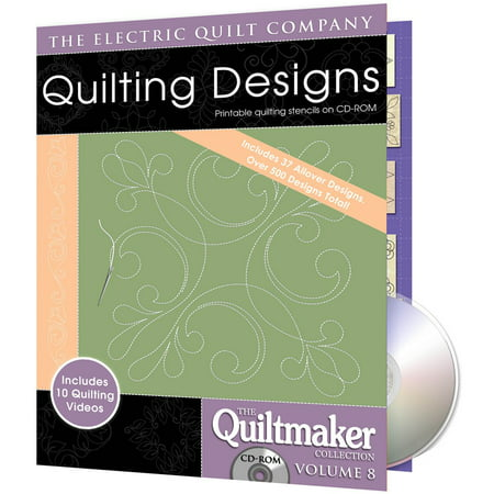 Quiltmaker Quilting Designs Volume 8 Quiltmaker Quilting Designs