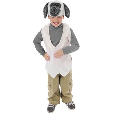 Child's Lamb Nativity Set - Size ONE SIZE FITS (17th Century Children's Costume)