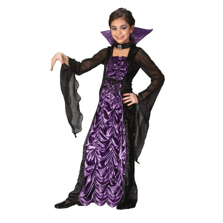 Countess of Darkness Child Halloween Costume