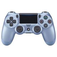 Sony Playstation 4 DualShock 4 Controller, Titanium Blue