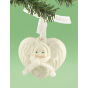 Department 56 Snowbabies Dream Angel in My Pocket Ornament 4021865