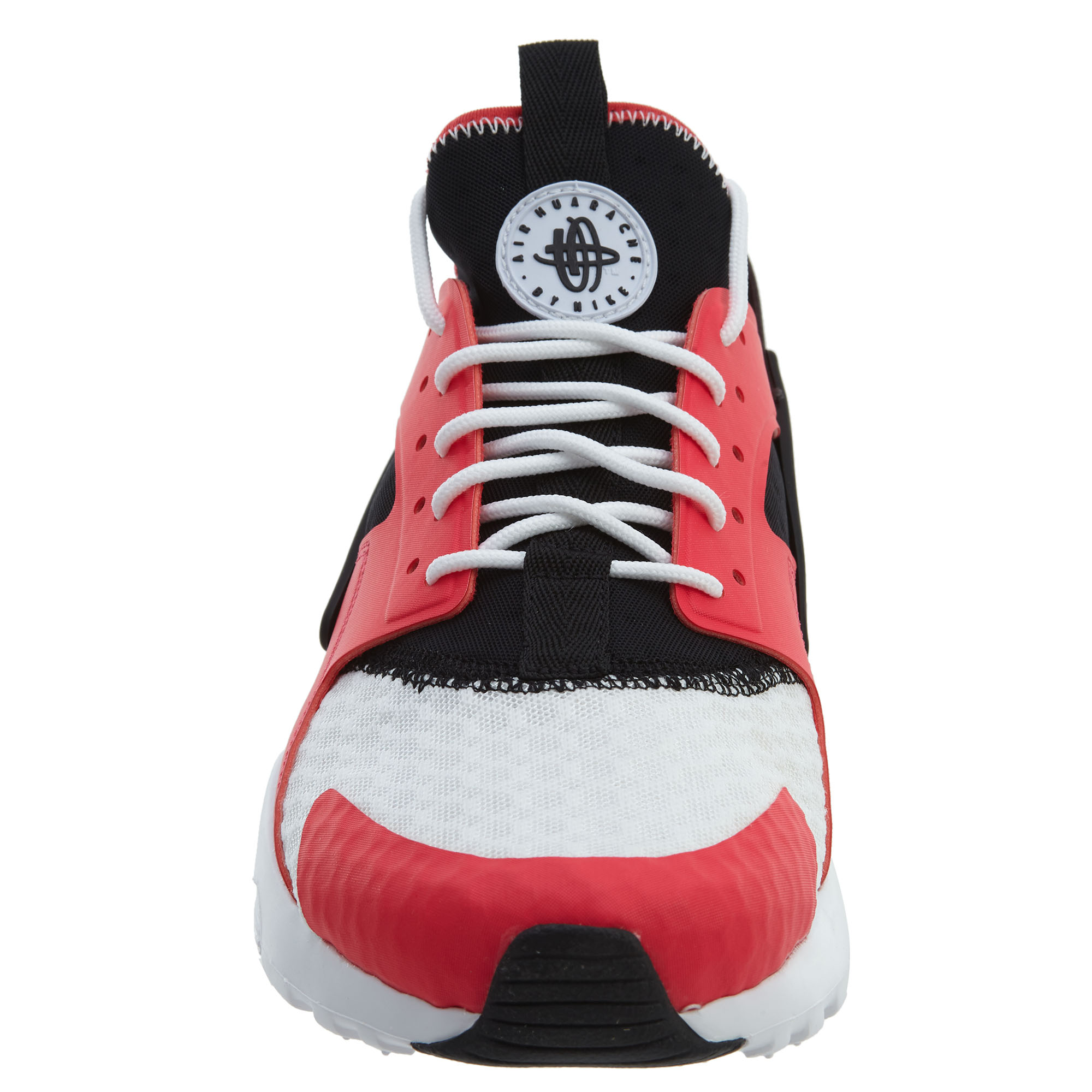 Nike Men's Air Huarache Run Ultra Shoes (Red/Black, 8.0)