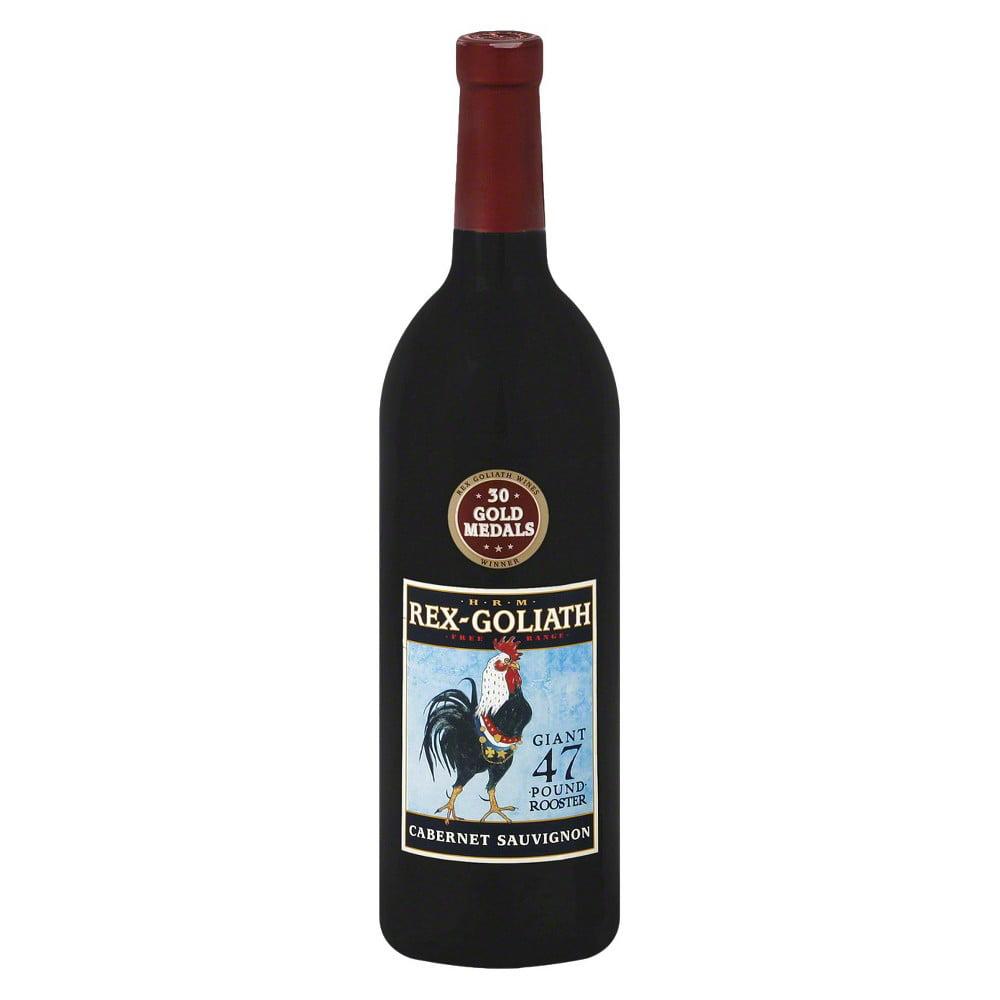 Rex Goliath Cabernet Sauvignon Wine, 1.5 L