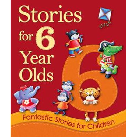 Stories for 6 Year Olds - eBook (6 Years Old)