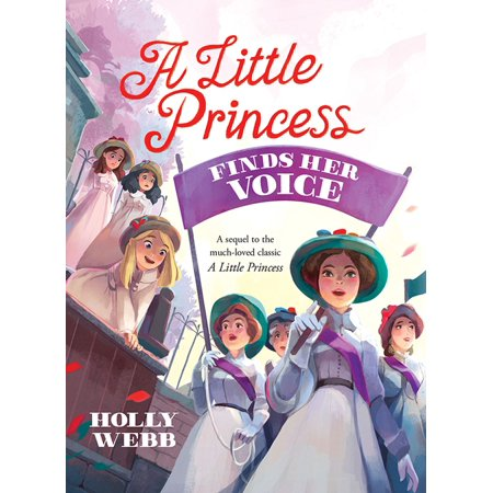 A Little Princess Finds Her Voice - eBook (The Voices Of The Princess And The Frog)