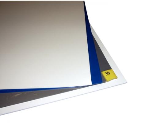 Image of VWR Vwr Mat Dbl Frame 31x50 60l Wh, Unit EA