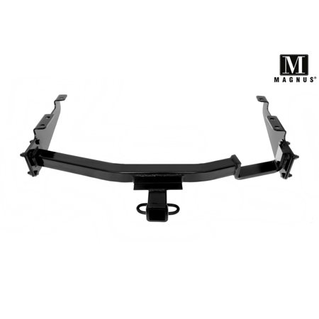 Magnus Assembly Class 3 Trailer Hitch 2 Inches Receiver Tube Custom Fit 1996-2007 Dodge Grand Caravan Chrysler Town&Country Plymouth (Trailer Hitch For 2007 Chrysler Town And Country)