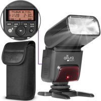Camera Flash for Canon by Altura Photo - E-TTL Speedlite for DSLR And Mirrorless