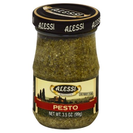 (3 Pack) Alessi Pesto, 3.5 oz