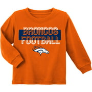 NFL Denver Broncos Toddler Long Sleeve Tee