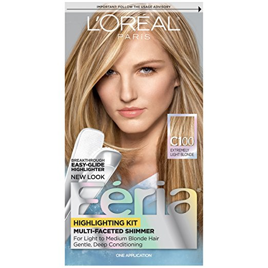 L Oreal Paris Feria Multi Faceted Shimmering Highlighting