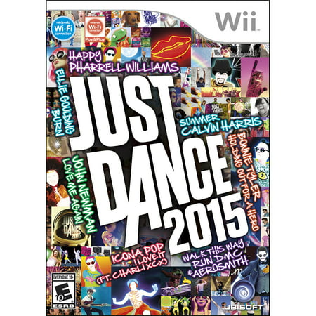 Ubisoft Just Dance 2015 (Wii)](Party City Wi)
