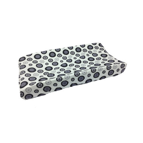 One Grace Place Teyos Tires Changing Pad Cover