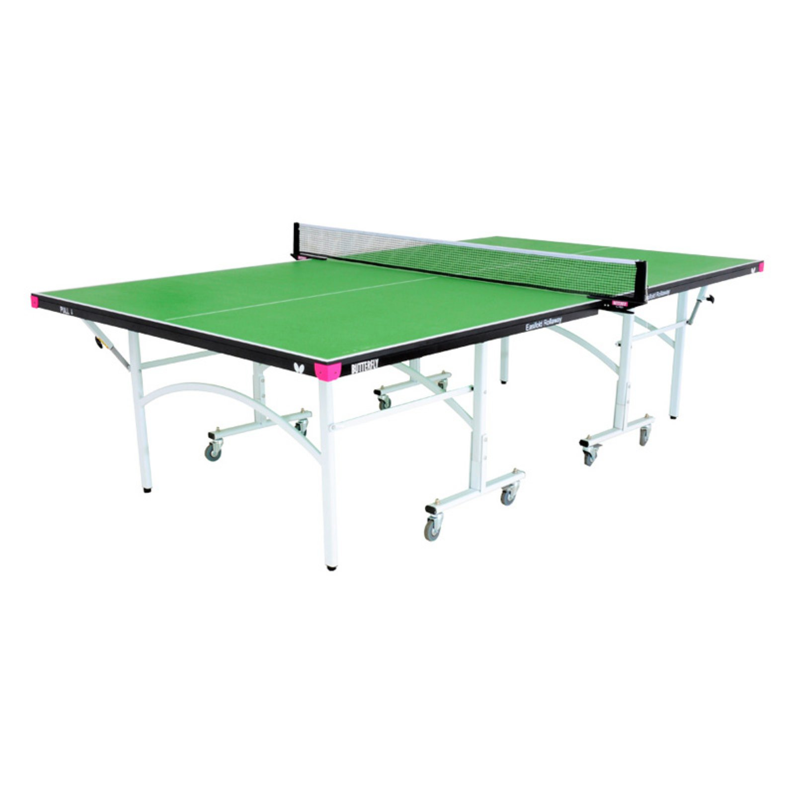 Butterfly Easifold 19 Rollaway Table Tennis Table,Green