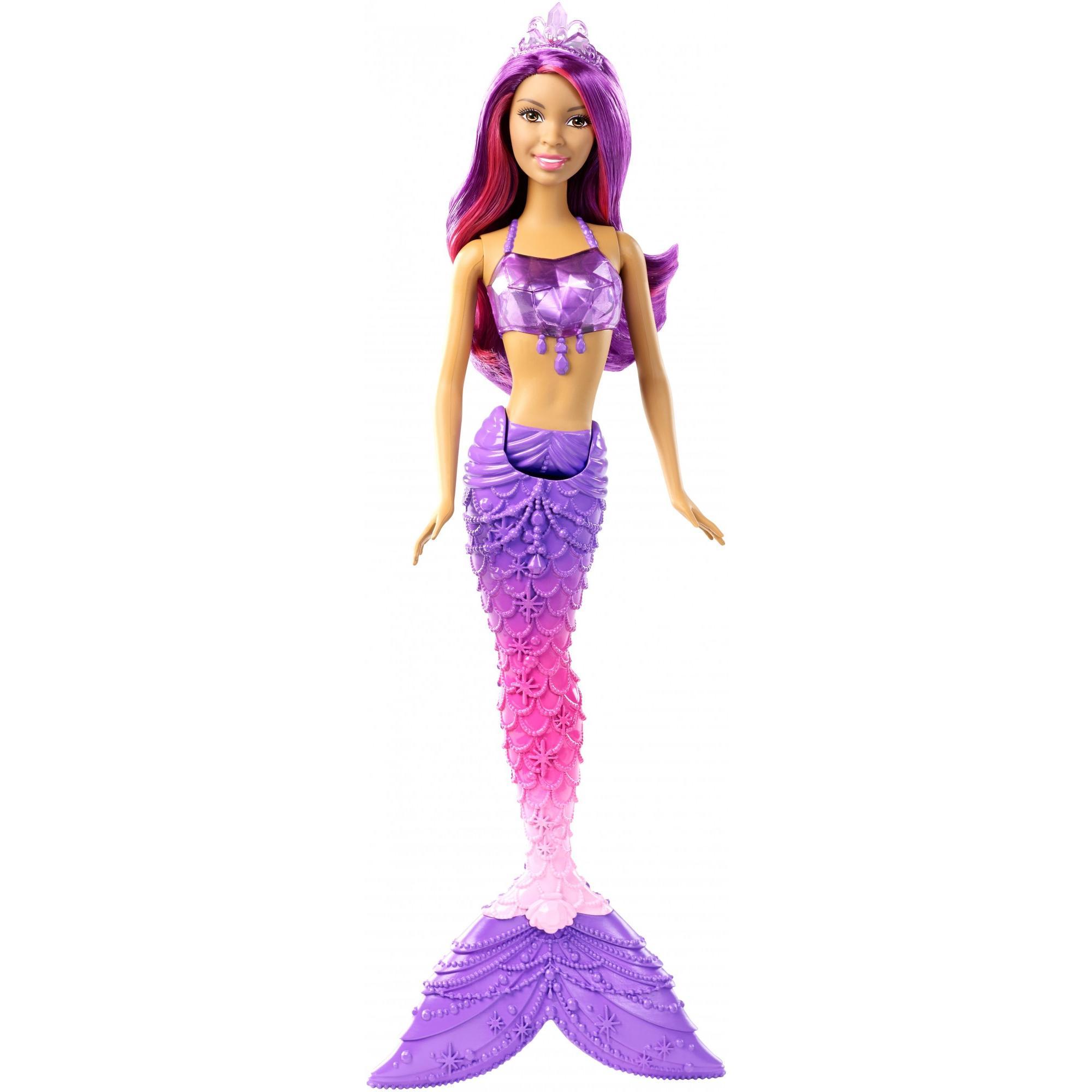 Barbie Mermaid Doll, Gem Fashion - Nikki - Walmart.com