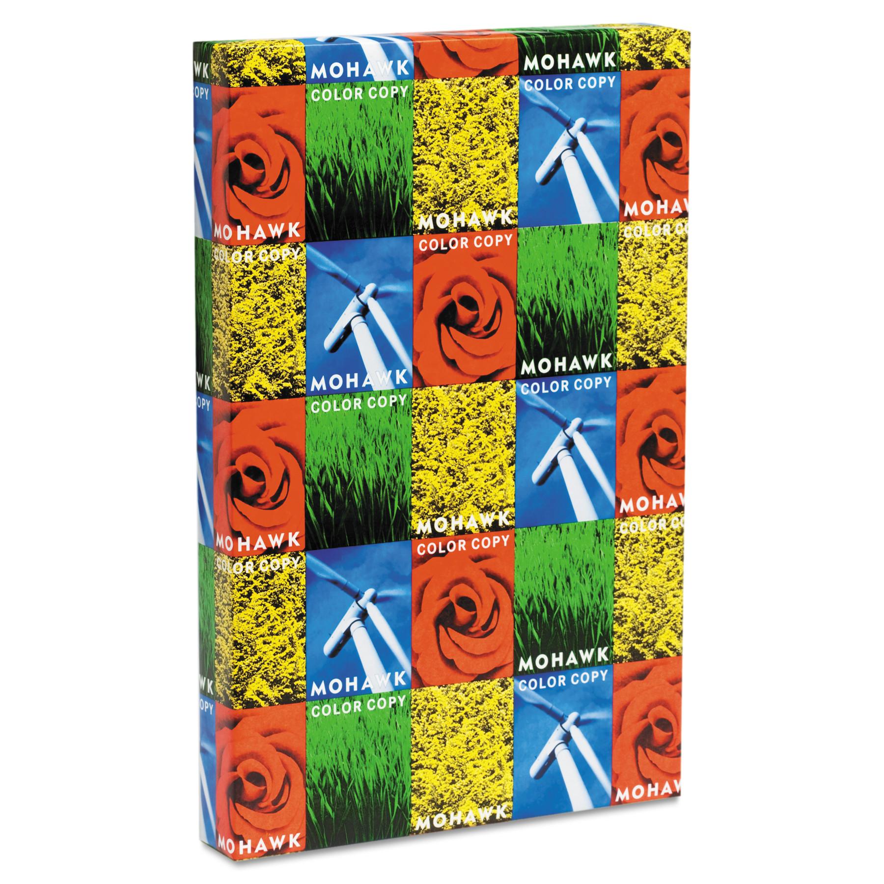 Mohawk Copier Gloss Paper, 94 Brightness, 40lb, 17 x 11, Pure White, 500 Sheets -MOW36205