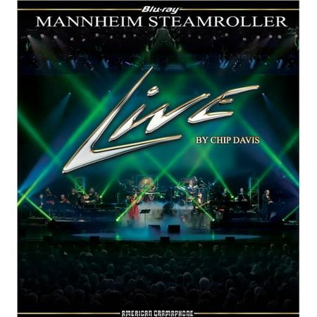 Mannheim Steamroller Live (Blu-ray) (Mannheim Steamroller Halloween 2)