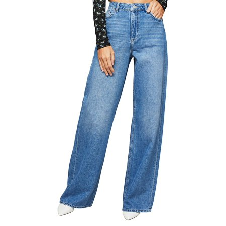 Wide Leg Authentic Jeans for $<!---->
