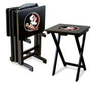 Imperial NCAA Folding TV Tray Set - Florida State University
