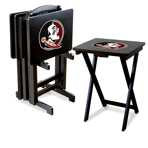 Imperial NCAA Folding TV Tray Set - Florida State University