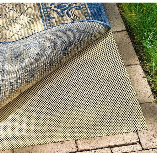 safavieh outdoor nonslip area rug pad