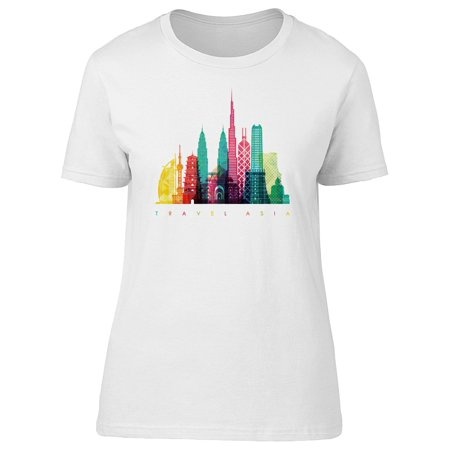 Travel Asia Landscape Tee Women's -Image by Shutterstock (Landscaping Hoodie)