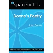 Donne's Poetry (SparkNotes Literature Guide) - eBook