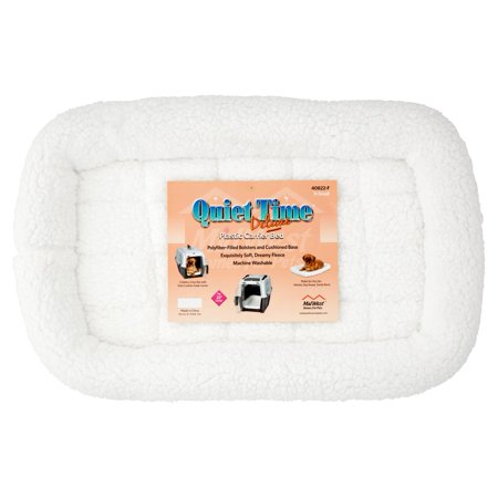 MidWest Quiet Time Deluxe X-Small Plastic Carrier Bed
