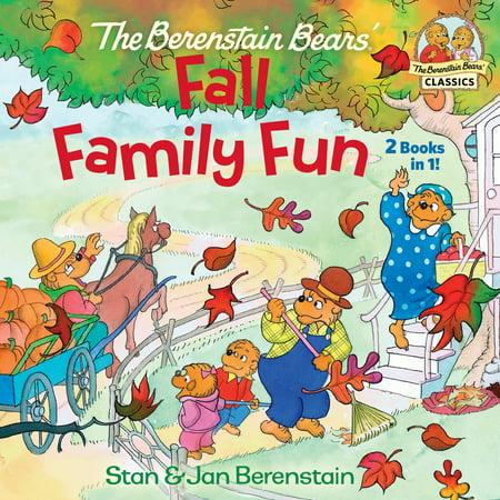 Family Fun Magazine Halloween (The Berenstain Bears Fall Family)