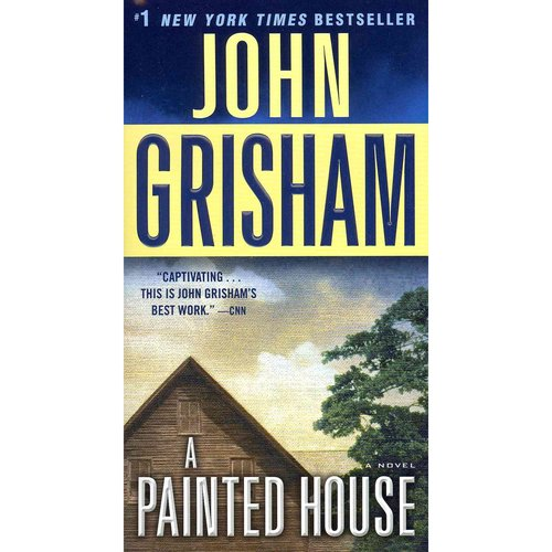 an analysis of a painted house by john grisham John grisham's a painted house essay 1796 words   8 pages john grisham's a painted house john grisham's book, 'a painted house' places the reader within the walls of a simple home on the cotton fields of rural arkansas.